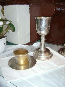 Istentisztelet úrvacsorával